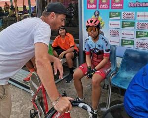 Cycling legend Marc Ryan had moved to Thailand to coach promising young riders. Photo: Facebook...