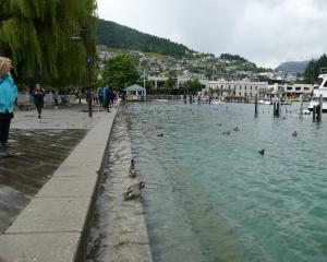 The level of Lake Wakatipu continues to gradually rise. At 4pm yesterday it was 311.34 metres...