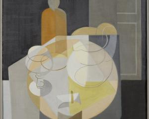Still Life, 1958, by Louise Henderson (1902-1994). Photo: Hocken Pictorial Collections Uare Taoka...