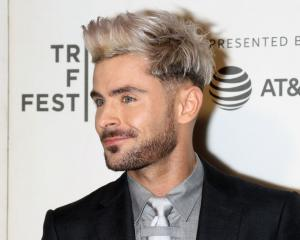 Actor Zac Efron. Photo: Getty Images