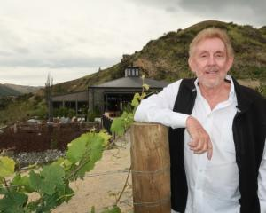 Gibbston Valley Winery owner Phil Griffith. Photo: Mountain Scene