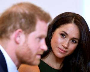 Harry and Meghan will divide their time between North America and the UK. Photo: Reuters