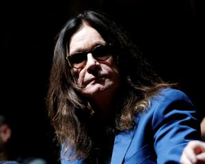 Ozzy Osbourne. Photo: Reuters