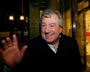 Terry Jones in 2012. Photo: Reuters