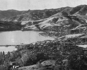 Akaroa, Banks Peninsula, Canterbury. — Otago Witness, 13.1.1920.
