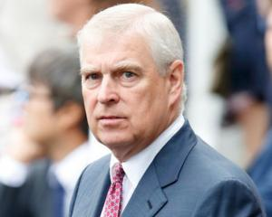 Prince Andrew. Photo: Getty Images
