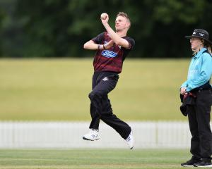 Canterbury paceman Andrew Hazeldine will be part of the New Zealand XI for two one-dayers against...