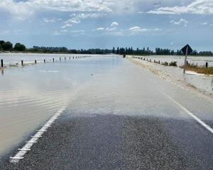 The flooding of the Rangitata River was a one in 20 year flood which has caused extensive damage.