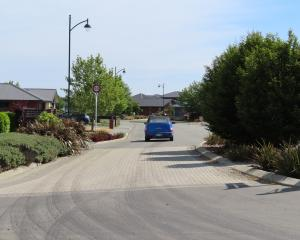 Charlesworth Drive will have a proposed new speed limit of 30kmh.