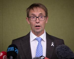 Director-General of Health Dr Ashley Bloomfield Photo: RNZ