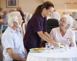 More than half of aged care residents do not eat enough, University of Otago research has shown....