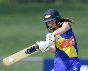 Australian Amanda-Jade Wellington has made an impact with bat and ball since joining the Sparks....