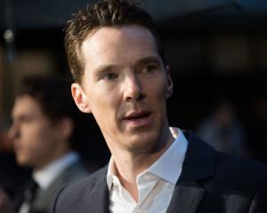 Benedict Cumberbatch. Photo: Getty