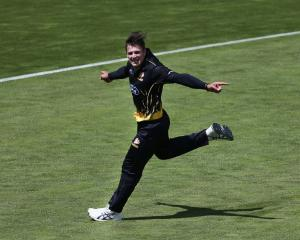 Hamish Bennett has been recalled into the Black Caps. Photo: Getty Images