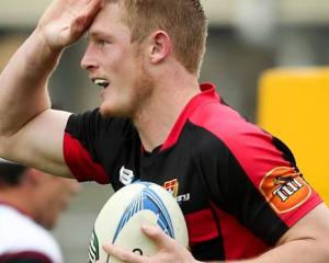Former Canterbury and Crusaders wing Johnny McNicholl. Photo: Getty Images.