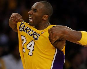 Kobe Bryant has become the first member of the 2020 Basketball Hall of Fame class. Photo: Getty...