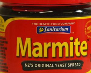 "Aviation security pick up ""mountains"" of Marmite during screening in New Zealand. File photo"
