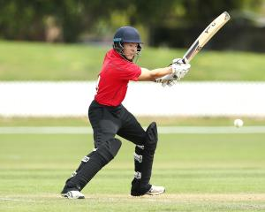 Mitch McMillan scored 243 across four innings and was dismissed just once during Canterbury's...