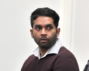 Vermod Skantha. Photo: ODT