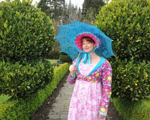 Penny Ashton returns with another take on her love for Jane Austen. Photo: ODT files