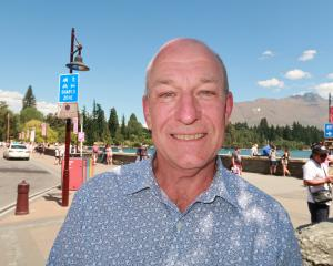 Outgoing Destination Queenstown chief executive of 13 years,  Graham Budd is moving to...