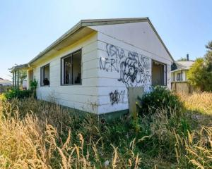 The three-bedroom, double-garage property in the suburb of Owhata is in such poor condition it is...