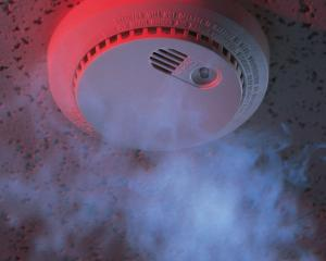 Tenants should not remove smoke alarms, and were responsible for replacing dead batteries. Photo:...