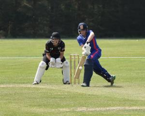 Leeston-Southbridge batsman Tim Gruijters is the second highest run-scorer in the Canterbury...
