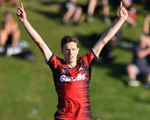 Canterbury's Will Williams picks up sensational hat-trick against Wellington in Super Smash 2019...