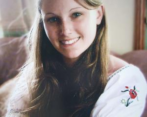 Sophie Elliott who was murdered by Clayton Weatherston in 2008. PHOTO: ODT FILES