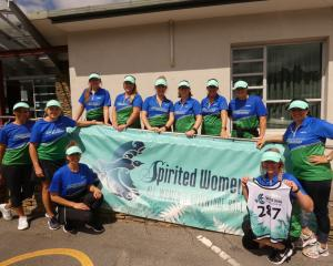 Representatives from Sport Southland will be among the hundreds of women who will traverse parts...