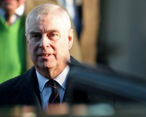 Prince Andrew stopped carrying out royal duties last year. Photo: Reuters