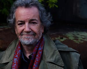 Folk musician Andy Irvine is touring New Zealand, including stops in Cardrona and Dunedin. Photo:...