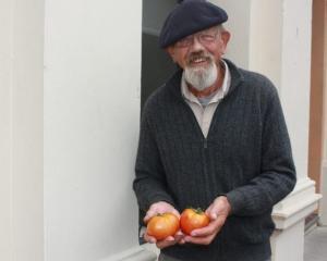 Kakanui market gardener Jim O'Gorman's work will be presented at the World Organic Conference....
