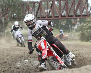 New Zealand MX1 champion Cody Cooper stamped his authority on the premier class at round one of...