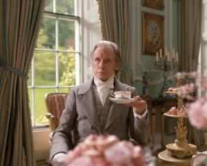 Bill Nighy as Mr Woodhouse.