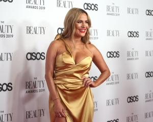 Caroline Flack attends The Beauty Awards 2019. Photo: Getty Images