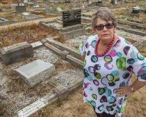 Lynette King is mad her family will have to pay if they want the graves of four relatives fixed...