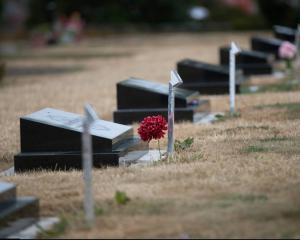 Husna Ahmed is buried in an East Christchurch cemetery alongside her other slain brothers and...