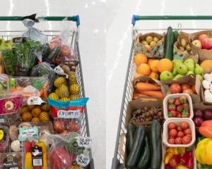 Your shopping trolley could look very different soon. Photo: Supplied via NZH