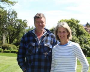 Mt Somers farmers Michael and Nicky Salvesen's progressive vision has seen them named finalists...