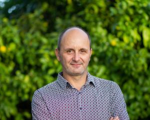 Dr Gerard O'Regan has been appointed as the Otago Museum's new curator Maori. PHOTO: SUPPLIED