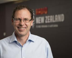 Chief executive Paul Thompson. Photo: RNZ