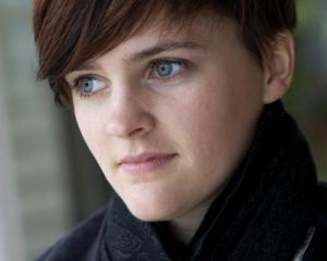 Claire Cowan. Photo: Gareth Watkins / Lilburn Trust / Wallace Arts Trust.
