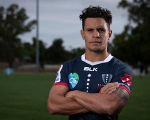 Matt Toomua. Photo: Getty