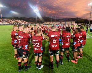 The Crusaders started their Super Rugby title defence with a thumping win over the Waratahs in...