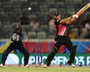 Sophie Devine scored an unbeaten 75 to ensure a comfortable win for the White Ferns in their...