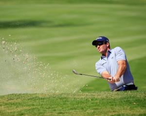 NZ No 1 Ryan Fox has just returned from a WGC event in Mexico. Photo: Getty Images
