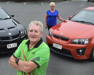 Bob and Anne Allinson will hold on to their 2011 HSV Maloo ute and 2007 HSV GTS Commodore because...
