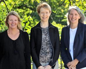 Three of the University of Otago's newest professors — department of human nutrition professors ...